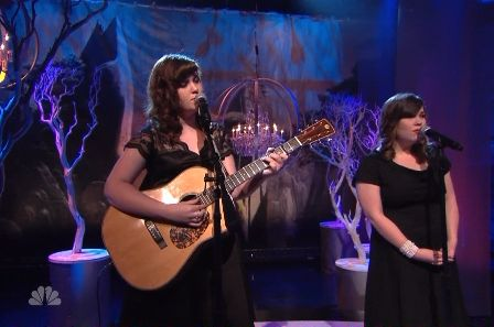Hays Guitar Seen on Tonight Show With Jay Leno